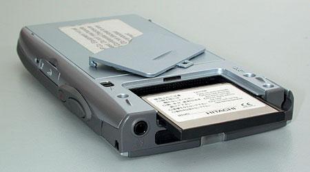 у Jornada 568 объем оперативной памяти равен 64 Мбайт