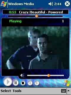 WMP 8-й версии позволяет теперь воспроизводить видео формата MPEG-4