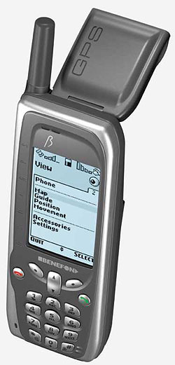 GSM-��������/GPS-���������� Benefon ESC!