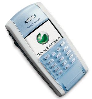 SonyEricsson P800