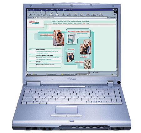 ������� Fujitsu-Siemens LifeBook E-Series