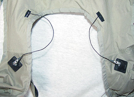Электронная жилетка от Levi Strauss