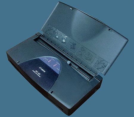 Мобильный струйный принтер Canon BJC-85