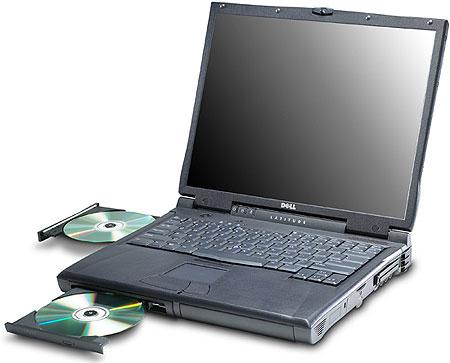 ноутбук Dell Latitude C840