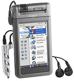 PDA Sony Clio