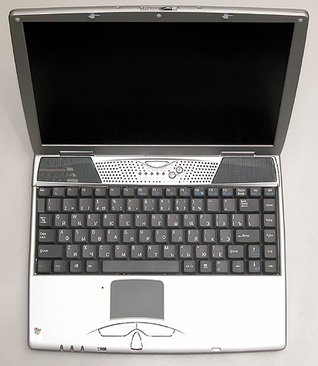 ноутбук TravelBook Z3