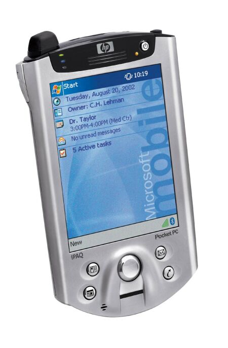 HP iPAQ Pocket PC h5450