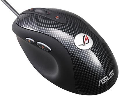 Ноутбук ASUS G1P: мышь Logitech MX518 в комплекте