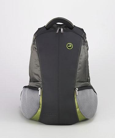 Ноутбук ASUS G1P: комплектный рюкзак 1