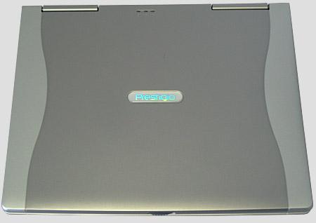 Prestigio Nobile 157 - внешний вид, закрытый