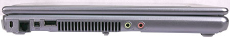 iRU Stilo 3841 - вид слева