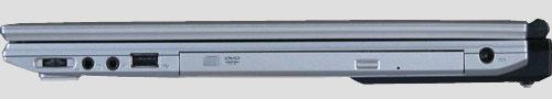 Bliss 505C - правый торец