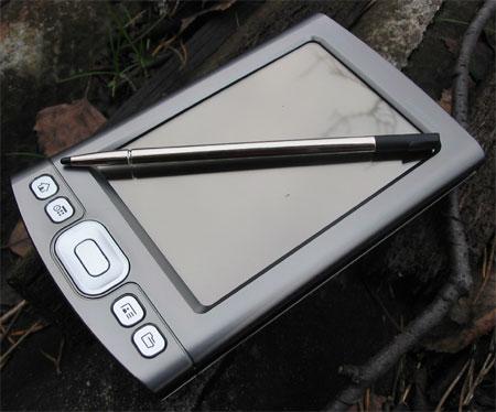Стилус palmOne Tungsten T5 получился симпатичным и удобным