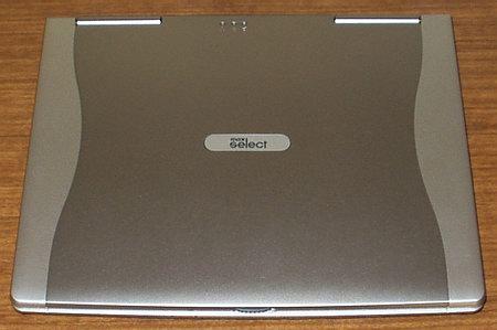 ноутбук MaxSelect TravelBook M620