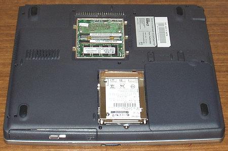 MaxSelect TravelBook M620 - апгрейд