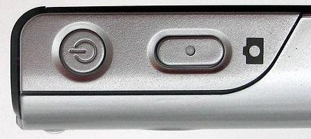 ASUS MyPal A730W - Левый торец корпуса