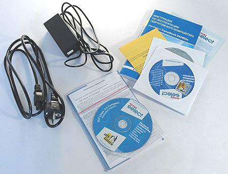 ������������ �������� MaxSelect TravelBook Z42Wide