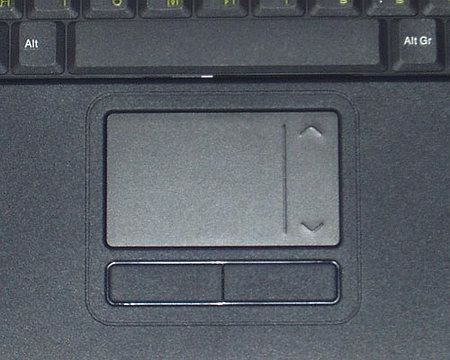 touchpad MaxSelect TravelBook Z42Wide
