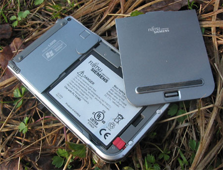 Fujitsu Siemens Pocket LOOX 718 �������� �� �������� ������������ �������� 1640 ���