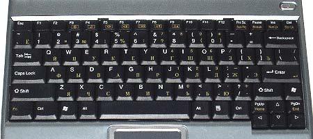 клавиатура Prestigio Visconte 125W