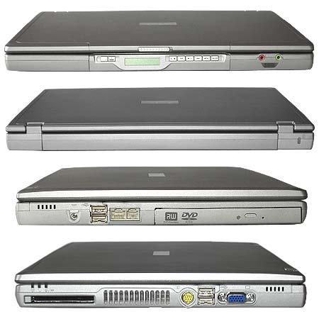 ������� MSI MegaBook M630 - ��� � ������ ������