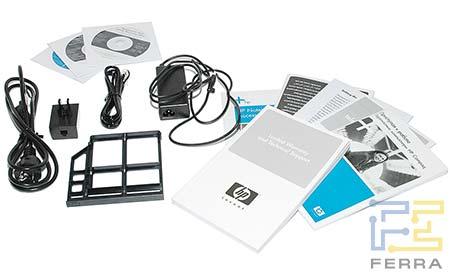 комплектация ноутбука HP Compaq nc6220