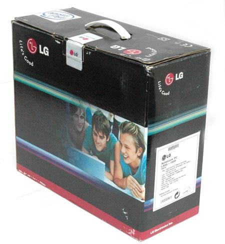 упаковка LG LS55