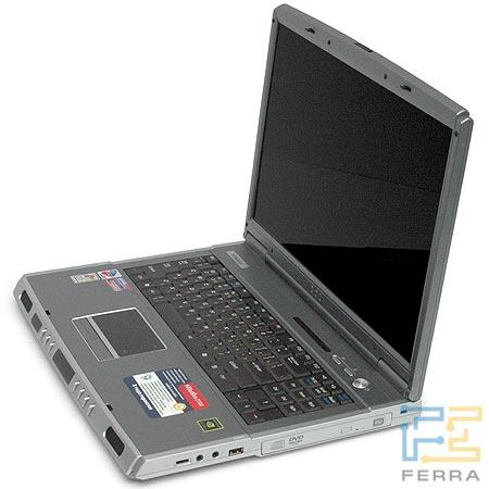ноутбук RoverBook Nautilus Z700
