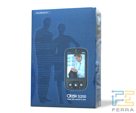 Qtek 8500 technical specifications