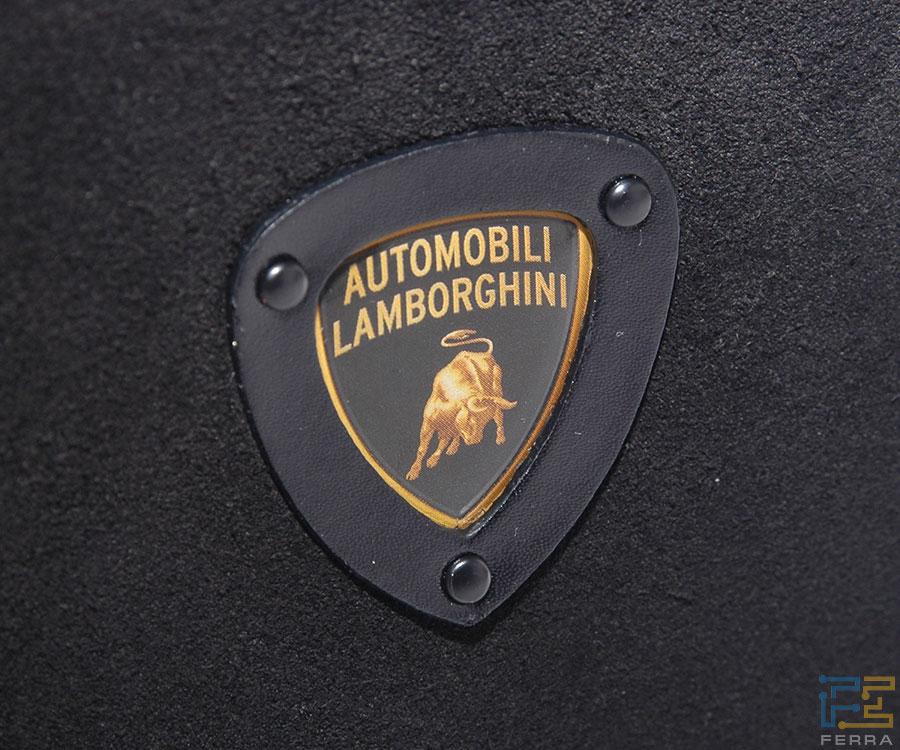 как выглядит эмблема ламборджини