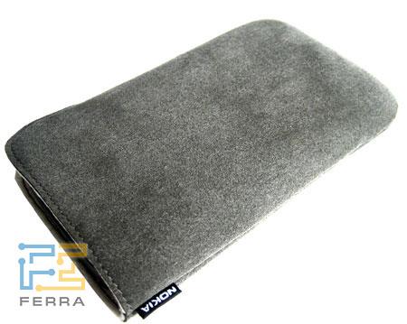 Nokia N800: чехол для транспортировки 2