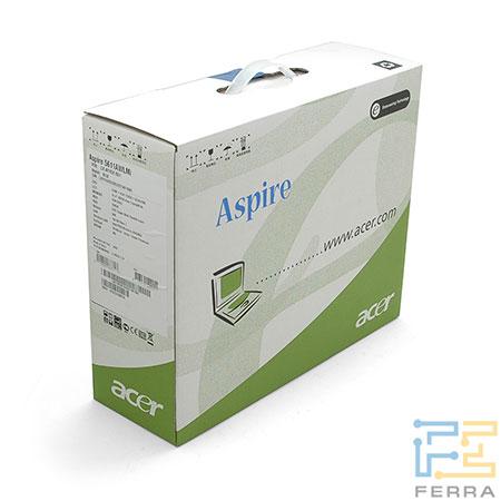 Acer Aspire 5611AWLMi: упаковка
