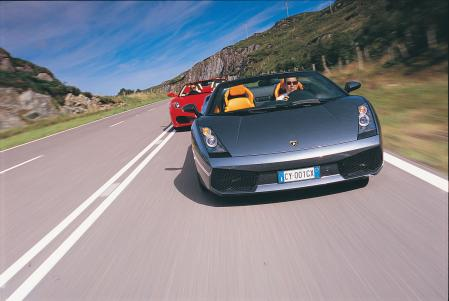 Ferrari � Lamborghini � �������� ��������������