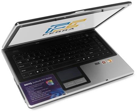 BenQ Joybook P52: внешний вид