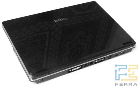 BenQ Joybook P52: вид сзади