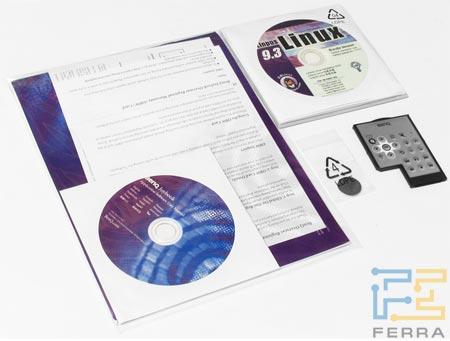 BenQ Joybook P52: комплект поставки