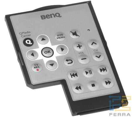 BenQ Joybook P52: пульт ДУ