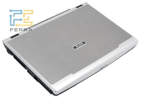 Desten EasyBook D845: металлическая крышка