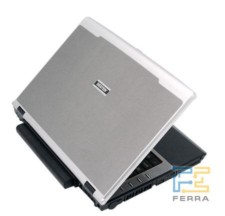 Desten EasyBook D845: вид сзади