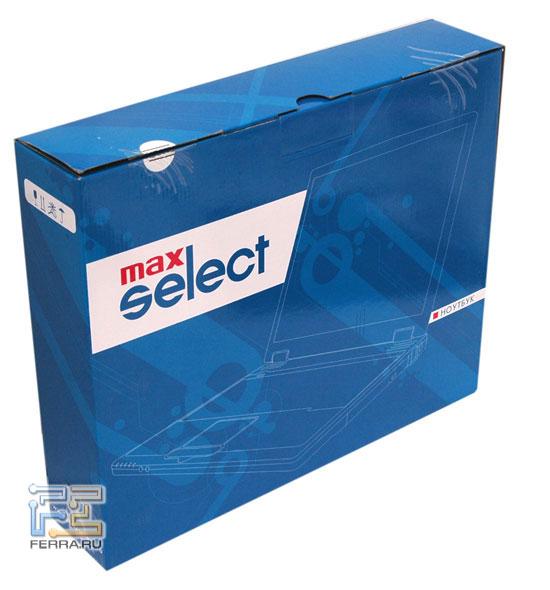 MaxSelect TravelBook A4Wide: ��������