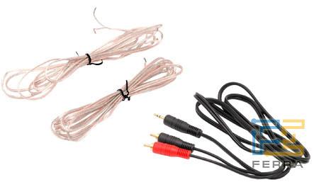 JetBalance JB-391: коммутационные кабели