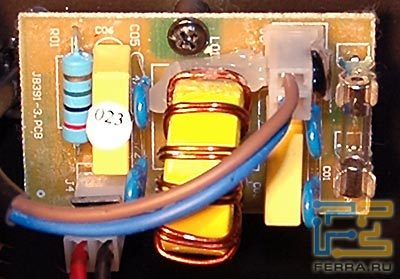 JetBalance JB-391: помеховый фильтр