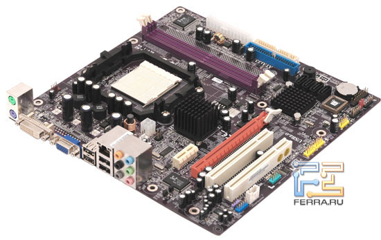 Elitegroup AMD690GM-M2