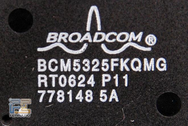 Broadcom BCM5325