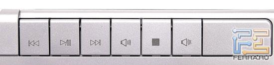 Клавиатура SVEN Multimedia EL 7010 – правый верхний блок дополнительных клавиш