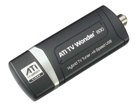 AMD TV Wonder 600