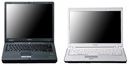 Toshiba Dynabook SS M40 и Satellite J63