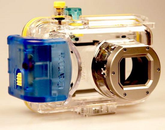 Твердый чехол WP DC5, выпускаемый Canon, подходит только для Canon Ixus800, а стоит около 300 долларов