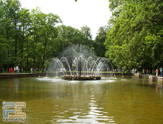 Фонтаны - Санкт-Пeтербург  (1-ый выпуск)