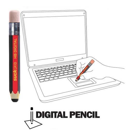 Suck UK Digital Pencil